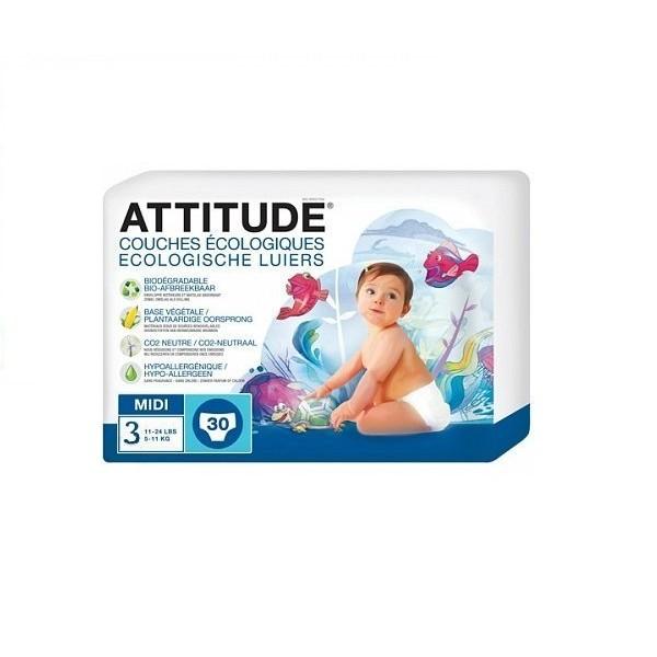 Attitude Ecologische Luiers Maat 3