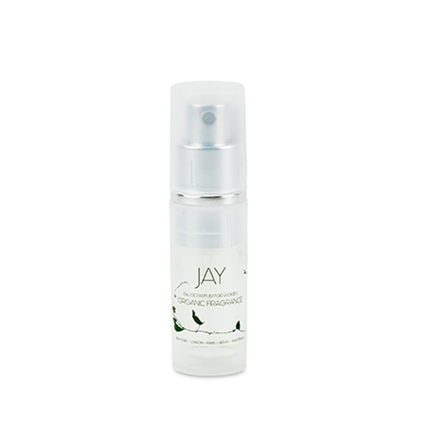 JAY organic fragrance eau de parfum for women 10ml