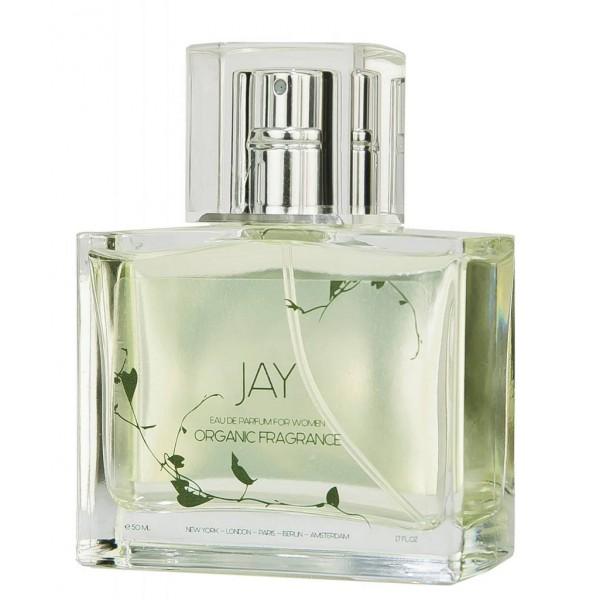 JAY organic fragrance eau de parfum for women 50ml