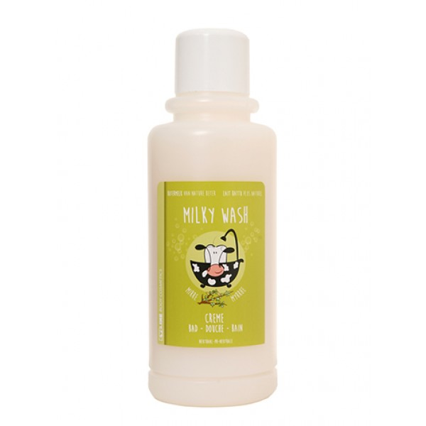 Evi-line Bad- & Douchecrème Milky Wash 2l Mirre