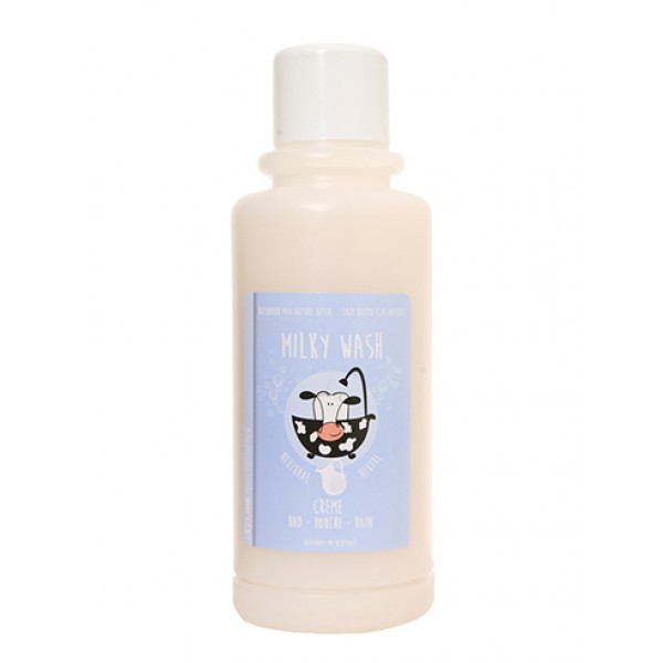Evi-line Bad- & Douchecrème Milky Wash 2l Neutraal