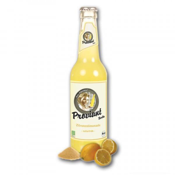 Proviant Citroen limonade