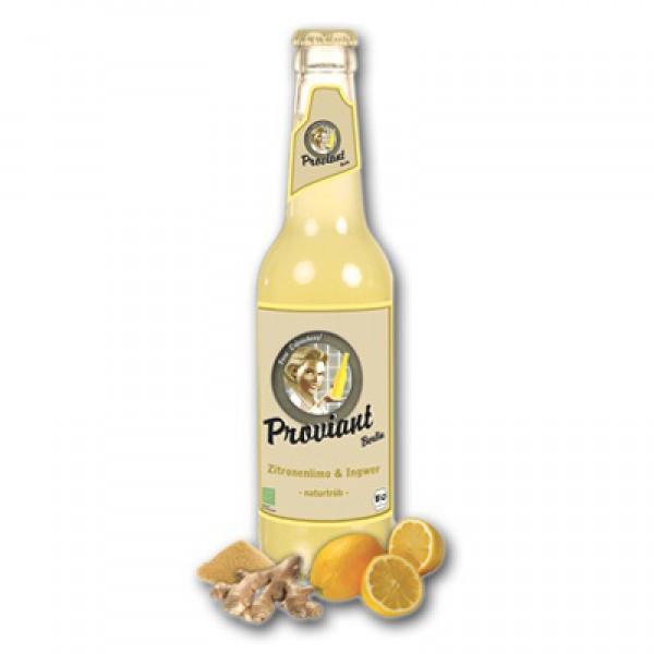 Proviant Citroen & Gember limonade